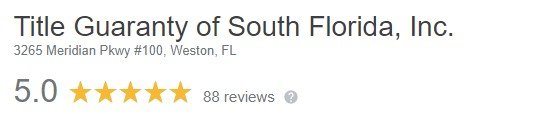 Title Guaranty of South Florida, Inc.
